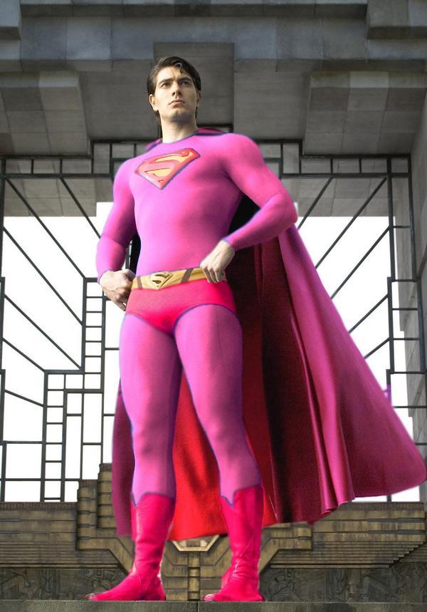 Super Man Gay 78